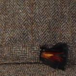 Trilby Brown Herringbone