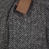 Deerstalker Grey Herringbone