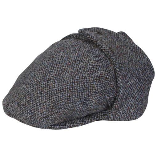 Harris Tweed Cap – Bugatti Cap  f0b5b419fe4